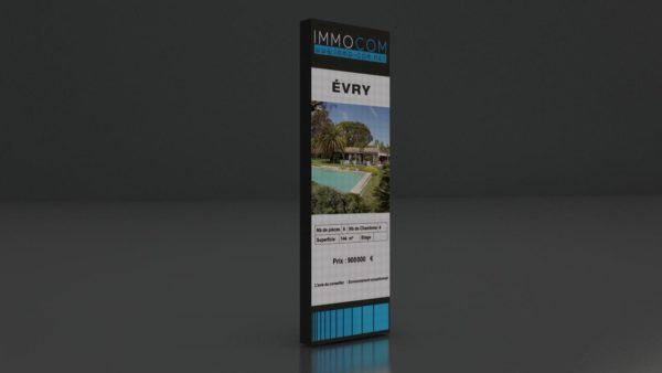 Affichage-Dynamique - Ecran professionnel2-LUNGO-PROFIL-DROIT