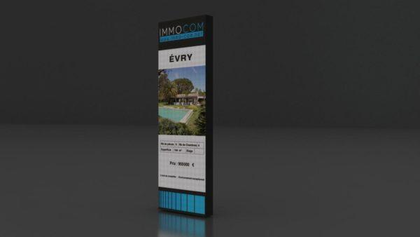 Affichage-Dynamique - Ecran professionnel3-LUNGO-PROFIL-GAUCHE
